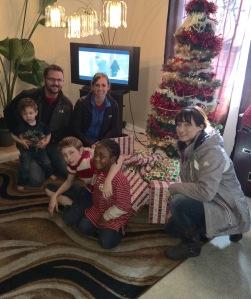 Christmas Family IUEM 2014 group
