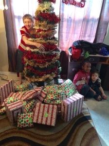 Christmas Family IUEM 2014 kids