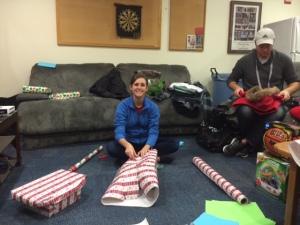 Christmas Family IUEM 2014 wrap 2